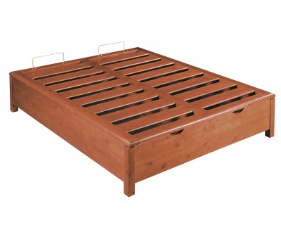 Idea, Contenitore in legno massello
