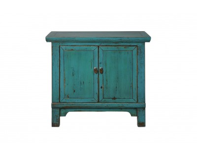 Cabinet Blue in Olmo